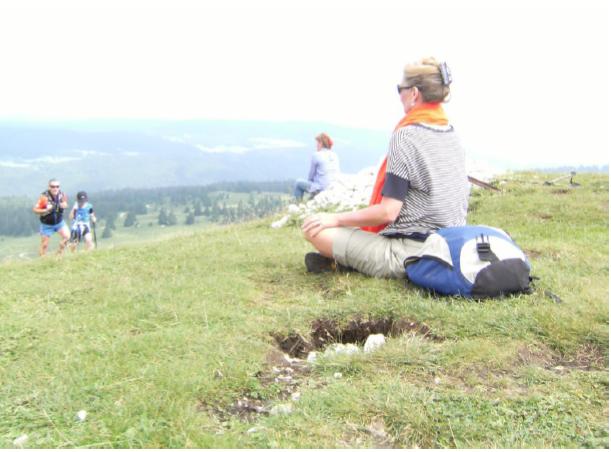 Stage dans le Haut Jura Randonnées et Yoga Du samedi 6 Juillet au samedi 13 juillet 2019