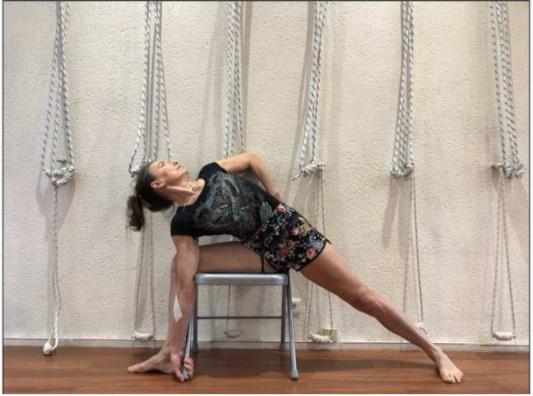 Atelier de yoga Iyengar